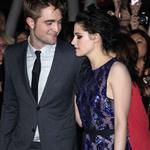 Robert Pattinson and Kristen Stewart 121602