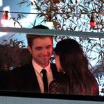 Robert Pattinson and Kristen Stewart 121605