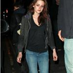 Kristen Stewart leaves Groucho Club 87215