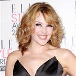 Kylie Minogue at the ELLE Style Awards in London 55636