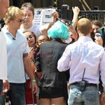 Lady Gaga at the MMVAs 87923