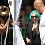 Lady Gaga at the MMVAs 87930