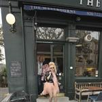 Lady Gaga at a pub in London  71399