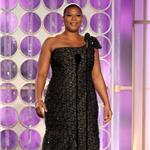 Queen Latifah at the 2012 Golden Globe Awards 102853