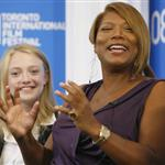 Queen Latifah in Toronto to promote The Secret Life of Bees 24468