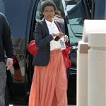 Lauryn Hill arrives to court for tax evasion in Newark, New Jersey  119341