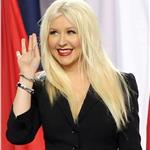 Christina Aguilera sings National Anthem at Super Bowl 78368