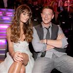 Lea Michele and Cory Monteith at the 2012 Do Something Awards 123703