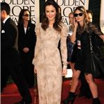 Leighton Meester Golden Globes 2011  76925