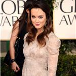 Leighton Meester Golden Globes 2011  76926