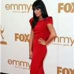 Lea Michele at Emmy Awards 2011  94517