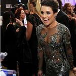 Lea Michele at the 2012 Golden Globe Awards 102996