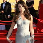 Lea Michele at the 2012 SAG Awards  104184