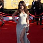 Lea Michele at the 2012 SAG Awards  104187