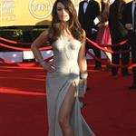 Lea Michele at the 2012 SAG Awards  104189