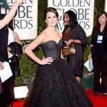 Lea Michele at the Golden Globes 2010 53469