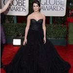 Lea Michele at the Golden Globes 2010 53471