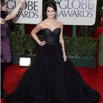 Lea Michele at the Golden Globes 2010 53472