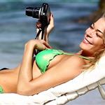 LeAnn Rimes on vacation in Mexico 113274