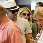 LeAnn Rimes and Eddie Cibrian at LAX heading to Mexico 75855