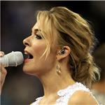 Skinny LeAnn Rimes sings at NCAA mens final April 2011 82669