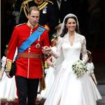 Prince William and Catherine leave Westminster Abbey 112758