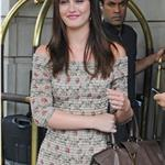 Leighton Meester leaves The Ritz in New York 88837