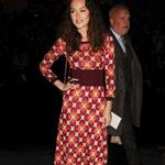 Leighton Meester at Marc Jacobs show Fashion Week New York 79271