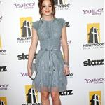 Leighton Meester at the Hollywood Awards 71705
