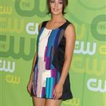 Leighton Meester at CW Upfronts 20513
