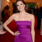 Allison Williams at the Met Gala 2012 113926