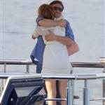 Leonardo DiCaprio and Blake Lively photographed together in Cannes  85587