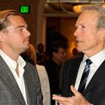 Leonardo DiCaprio and Clint Eastwood at the AFI Awards 2012  102728