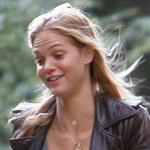 Leonardo DiCaprio with new girlfriend Erin Heatherton in LA  101384