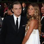 Leonardo DiCaprio with Gisele Bundchen at the 77th Annual Academy Awards 2005 95956