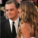 Leonardo DiCaprio with Gisele Bundchen at the 77th Annual Academy Awards 2005 95960