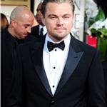 Leonardo DiCaprio at the Golden Globes 2012 103211