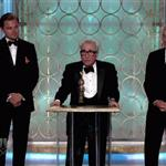 Leonardo DiCaprio with Martin Scorsese and Robert DeNiro at the Golden Globes 2010  53568