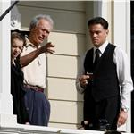 Leonardo DiCaprio works with Clint Eastwood on J Edgar  78614