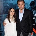Leonardo DiCaprio and Ellen Page at London photo call for Inception  64666