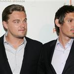 Leonardo DiCaprio and Lukas Haas attend the premiere of 'Gardener Of Eden' at the 2007 Tribeca Film Festival 108381