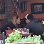 Leonardo DiCaprio has lunch with Erin Heatherton in New York  117340