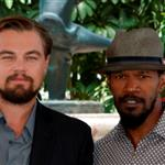 Leonardo DiCaprio and Jamie Foxx attend the Django Unchained photo in Cancun, Mexico 111377