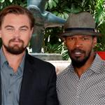 Leonardo DiCaprio and Jamie Foxx attend the Django Unchained photo in Cancun, Mexico 111383