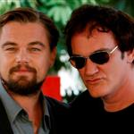 Leonardo DiCaprio and Quentin Tarantino attend the Django Unchained photo in Cancun, Mexico 111385