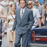 Leonardo DiCaprio on the set of The Wolf of Wall Street in Manhattan, NYC 124249