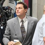Leonardo DiCaprio on the set of The Wolf of Wall Street in Manhattan, NYC 124258