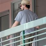 Leonardo DiCaprio leaves the chiropractor in New Orleans 115945