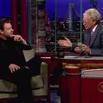 Russell Crowe on Letterman 60390