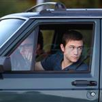 Joseph Gordon-Levitt shoots a driving scene with Seth Rogen in Vancouver 57069